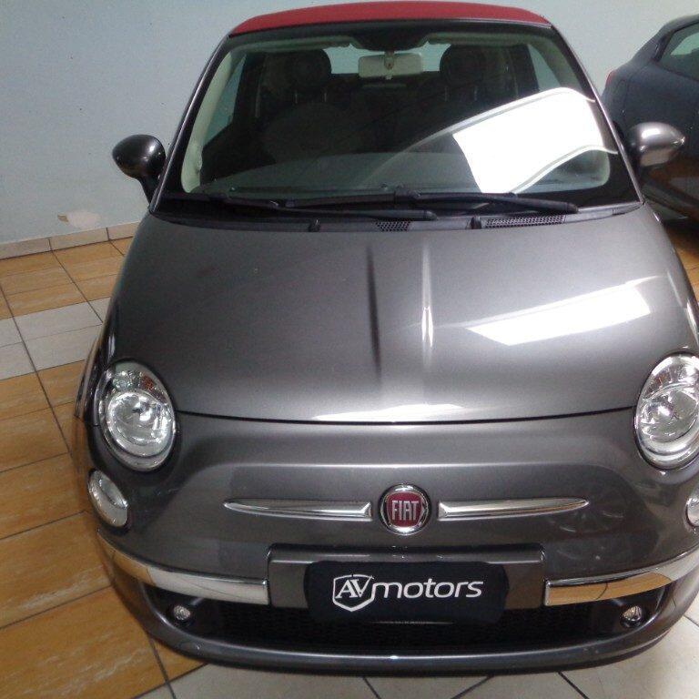 FIAT 500C 0