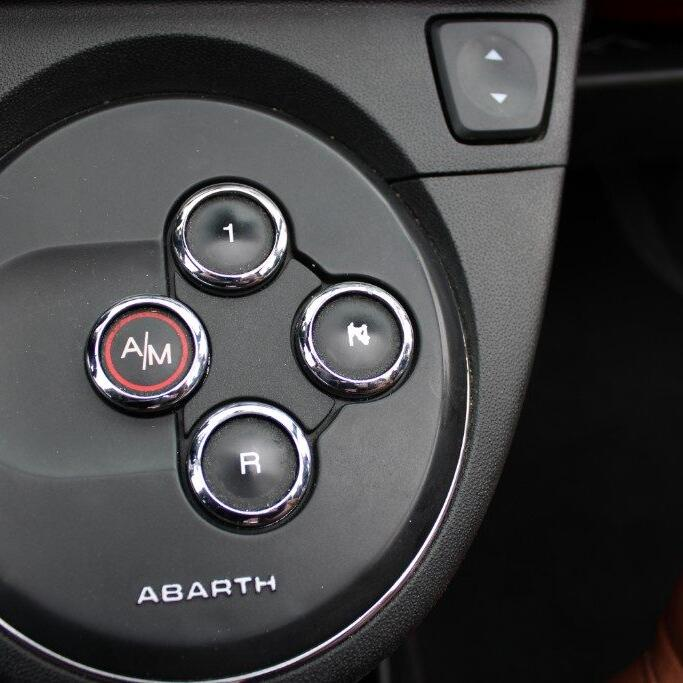 ABARTH 500 16
