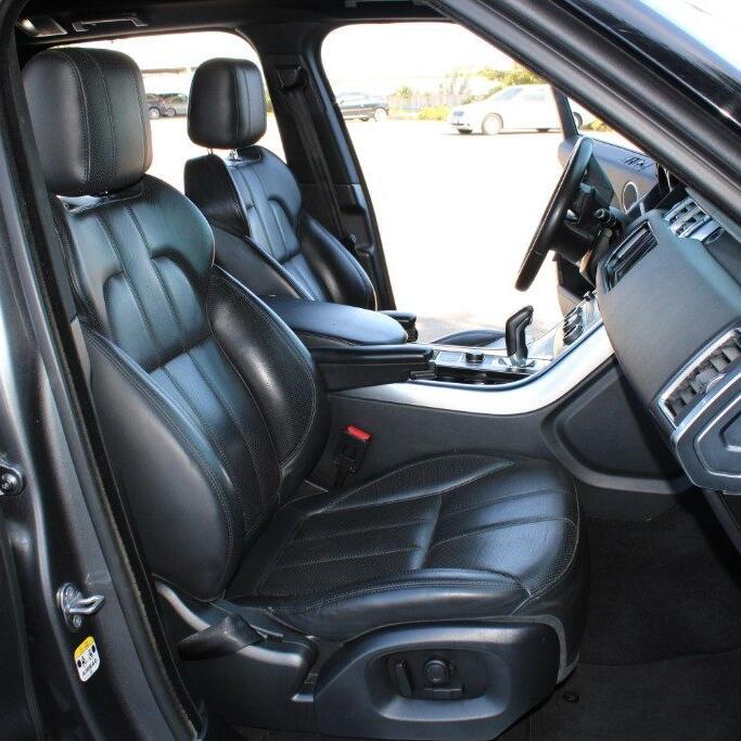 LAND ROVER Range Rover Sport 19
