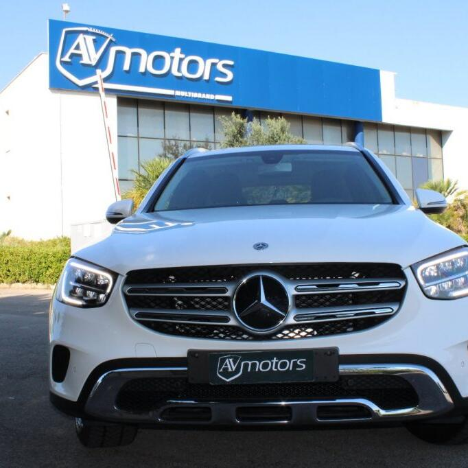 MERCEDES-BENZ GLC 220 0