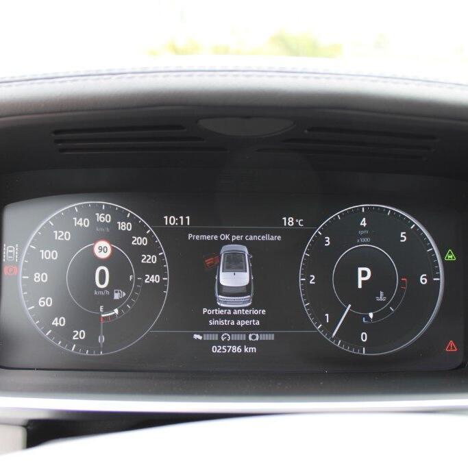 LAND ROVER Range Rover 36