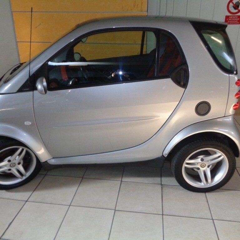 SMART ForTwo 1